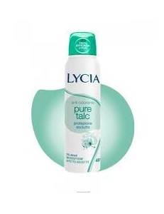 LYCIA ANTIODORANTE PURE TALC 150ML