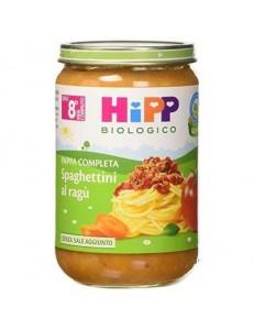 HIPP PAPPA COMPLETA SPAGHETTINI AL RAGU' 220GR