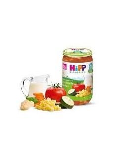 HIPP PAPPA COMPLETA DITALINI ALLE VERDURE 250GR
