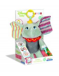 DUMBO ACTIVITY PLUSH