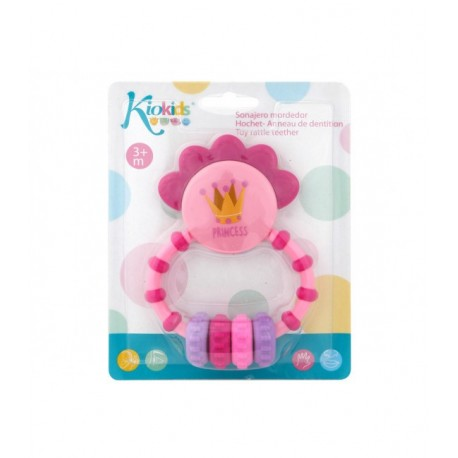 KIOKIDS MASSAGGIAGENGIVE ROSA PRINCESS