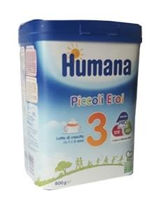 HUMANA 3 POLVERE 1100GR