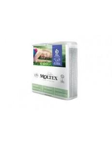 MOLTEX 6 XL 16-30KG 21PZ PURE & NATURE PANN.ECOLOGICO