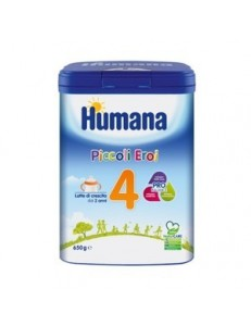 Humana 4 polvere