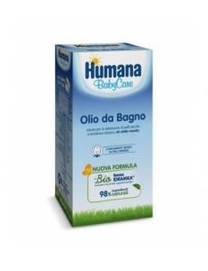 HUMANA BABYCARE OLIO DA BAGNO 200ML