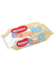 HUGGIES PURE SALVIETTE 56PZ