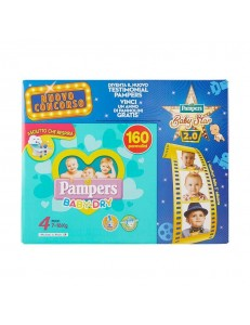 PAMPERS BABY DRY PACCO TRIPLO