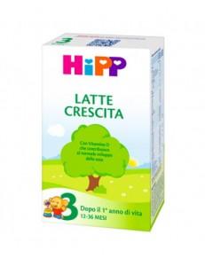 HIPP 3 POLVERE 500GR LATTE CRESCITA