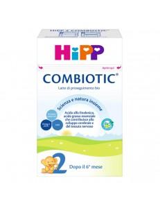 HIPP COMBIOTIC BIO 2 LATTE POLVERE 600GR