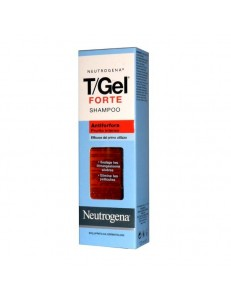 NEUTROGENA T/GEL FORTE SHAMPOO 125ML