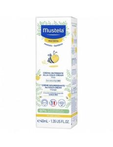 MUSTELA CREMA NUTRIENTE ALLA COLD CREAM 40ML