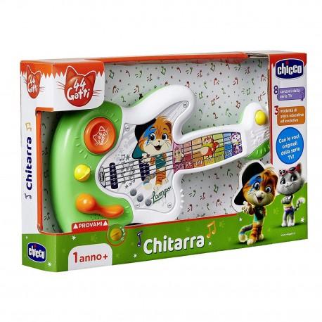 CHICCO GIOCO CHITARRA 44 GATTI