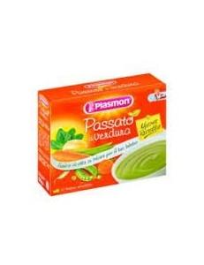 PLASMON PASSATO DI VERDURE 120GR