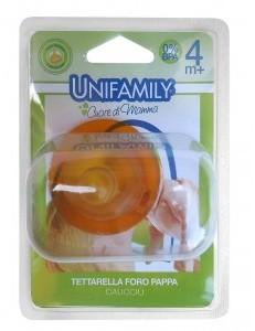 UNIFAMILY TETTARELLA FORO PAPPA 4M+