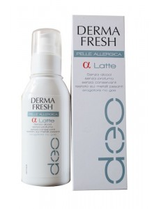 DERMAFRESH DEO ALFA LATTE PELLE ALLERGICA 100ML