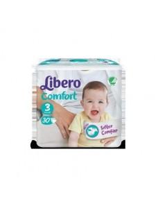 LIBERO 3 COMFORT 5-9KG 30PZ PANNOLINI