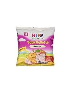 HIPP BABY GALLETTE AL MIRTILLO 30GR