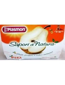 SAPORI DI NATURA PERA 4PZ 100GR PLASMON