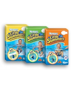 LITTLE SWIMMERS HUGGIES