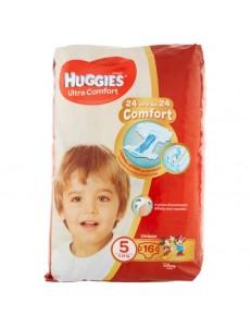 HUGGIES ULTRA COMFORT 5 TG.11-25KG PZ.16 UNISEX