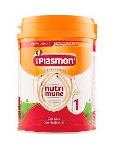 NUTRIMUNE 1 POLVERE 750GR PLASMON