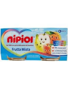 NIPIOL FRUTTA MISTA 6PZ 80GR
