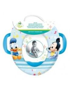 MICKEY BABY RIDUTTORE WC C/MANICI