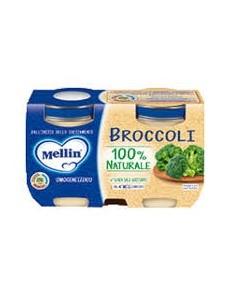 Mellin broccoli 2x125 g