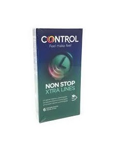 CONTROL NON STOP EXTRA LINES 6PZ6