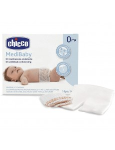 CHICCO MEDIBABY KIT OMBELICALE 14PZ