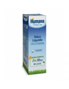 HUMANA BABYCARE TALCO LIQUIDO 100ML