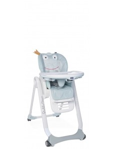 CHICCO POLLY2START FROGGY SEGGIOLONE PAPPA 4 RUOTE