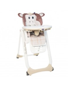 CHICCO POLLY2START MONKEY SEDIOLONE PAPPA 4 RUOTE