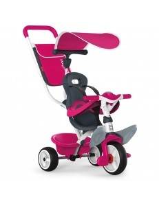 SMOBY TRICYCLE BABY BALADE PINK