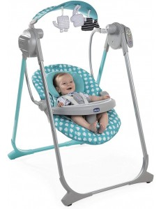 CHICCO POLLY SWING UP ALTALENA CHICCO TURQUOISE