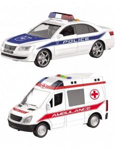 SECURITY AUTO POLICE E AMBULANCE