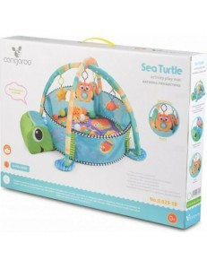 MONI SEA TURTLE 3 IN 1 BABY FITNESS ATTIVITA'