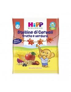 HIPP STELLINE DI CEREALI FRUTTA E VERDURA 30g