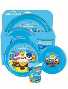 BABY SHARK SET PAPPA 3PZ